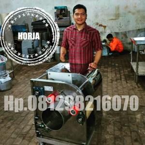 Mesin Pengolah Ikan Fish Meat and Bone Separator