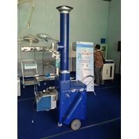 Mesin Incinerator Portable  Kapasitas 3.75 kg