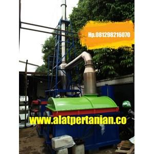 Mesin Incinerator Mesin Incinerator Horja Kapasitas 250 Kg dengan Buket