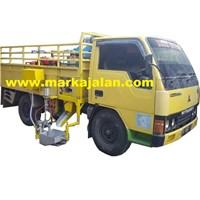 Jual Mesin Marka Jalan Modifikasi Truck