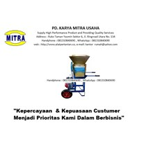 Mesin Pulper Kopi Portable Horja CFE-EC29
