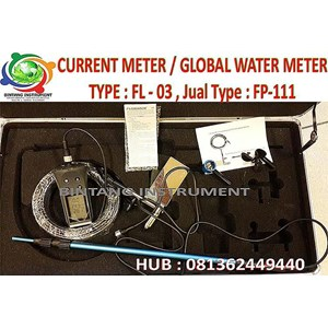 Sell Measuring The Flow Of Water Current Meter Flowatch Fl
