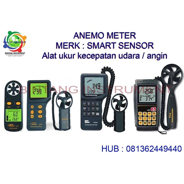 Anemometer BI-AR826 SMART SENSORS INTEL SAFE Type AR AR Type 816 853 Type AR 73516f6904