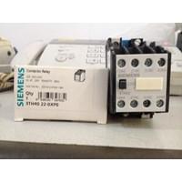 Jual Siemens Contactor Relay 3Th4022-0Xp0 2No+2Nc 230Vac