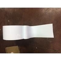 tirai plastik pabrik opaque white putih susu