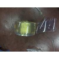 pvc strip curtain crystal clear Murah 5