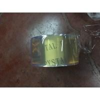 Beli pvc strip curtain crystal clear 4