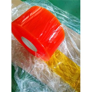 Pvc strip curtain anti insect (tirai plastik anti serangga)