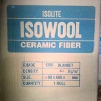 Jual Isowool Ceramic Fiber