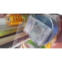 Pvc curtain untuk gudang ( tirai pvc curtain gudang )