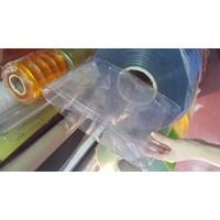 Distributor Pvc curtain untuk gudang ( tirai pvc curtain gudang ) 3