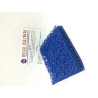 Beli karet keset mie karet keset cacing karpet mobil warna biru 4