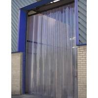 Jual Tirai Plastik PVC Curtain Sliding