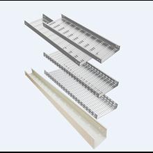 Aksesoris Cable Tray Kabel Tray dan ladder