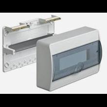Box panel listrik hager VF108TVA