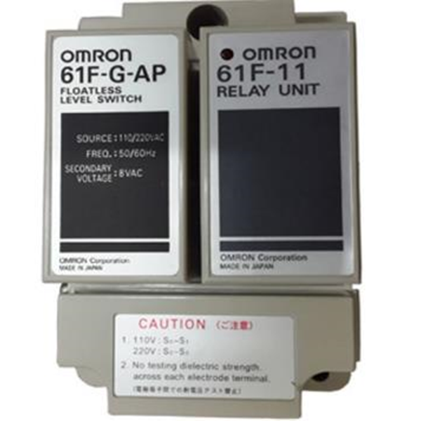 Water Level Controller Omron 61-F-G-AP