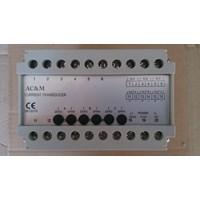 Current Controller Current Transducer 3 input 3 Output