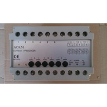 Current Controller Current Transducer 3 input 3 Ou