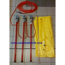 Stick Grounding Set 20Kv