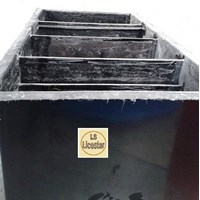 Bak Fiberglass Filter Persegi 1