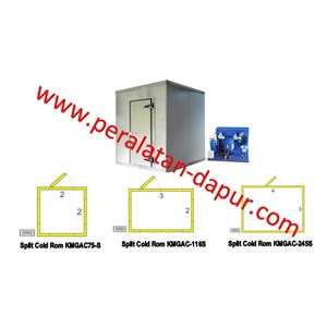Kulkas dan Freezer SPLIT COLD ROOM