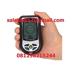 Barometer Alat Ukur Tekanan Udara Altimeter Compass Barometer 8 IN 1 TIPE KMDA8
