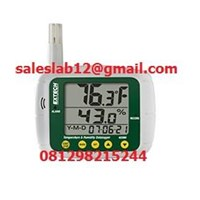 Higrometer Extech KM42280 Temperature and Humidity Datalogger 1