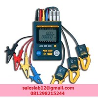 Jual YOKOGAWA CW120 Clamp On Power Quality Meter