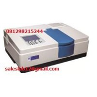 Jual Spectrometer Ultraviolet Visible Spectrophotometer Double Beam