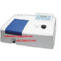 Jual Spectrometer Ultraviolet Visible Spectrophotometer Single Beam Spec 1 Model : 721G (visible)