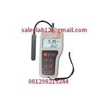 Alat Laboratorium AD332 Professional Waterproof Conductivity-TDS-TEMP Portable Meter with RS232 interface & GLP
