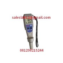 Alat Laboratorium AD31 Waterproof Conductivity-TDS-TEMP Pocket Testers with replaceable electrode