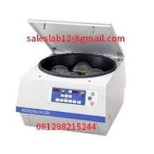 Alat Laboratorium High Capacity Tabletop Centrifuge