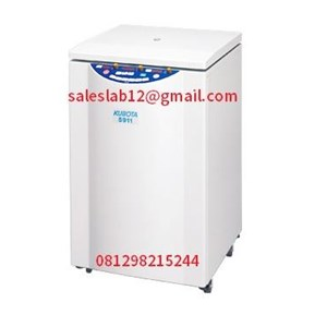 From Universal Laboratory Centrifuge Refrigerated appliance Model 5911 0