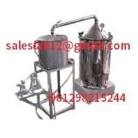 Jual Alat Laboratorium Mesin Destilasi Vacuum Minyak Atsiri