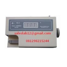 Alat Laboratorium Digital Tablet Hardness Tester