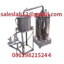 Alat Laboratorium Mesin Destilasi Vacuum Minyak Atsiri Mesin