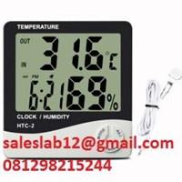 Alat Laboratorium Umum Thermohygrometer