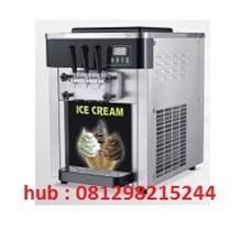 Perlengkapan Restoran dan Kafe Ice Cream Maker Murah