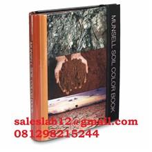 Mesin dan Alat Pertanian Perkebunan dan Perhutanan Munsell Soil Color Book