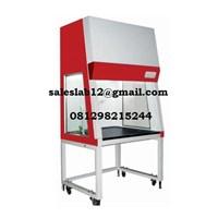 Meja Laboratorium Laminar Airflow Steel Portable