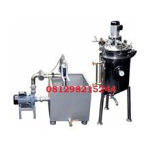 VCO Vacuum Evaporator Machine