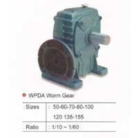 WPDA Worm Gear