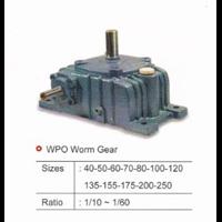 WPO Worm Gearbox