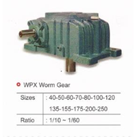 WPX Worm Gear