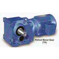 Helical Gear Bevel TK