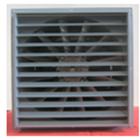 Axial Fan complete Shutter and filter  1
