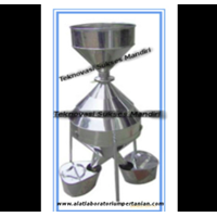 Jual Seed Devider Stainless Type Tripod
