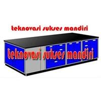 Jual Meja dan Kursi Sekolah  Meja Laboratorium Model LDI -01