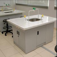 Meja Laboratorium Sekolah 1